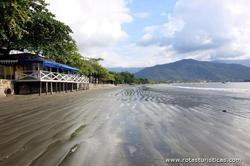Playa Itaguá, Ubatuba