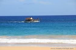 Paseo en barco en Fernando de Noronha