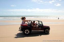 Passeios de Buggy em Praia das Fontes / Ceará