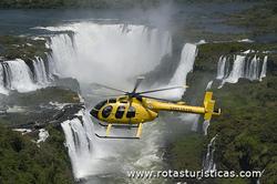 Passeio de Helicóptero nas Cataratas (Foz do Iguaçu)