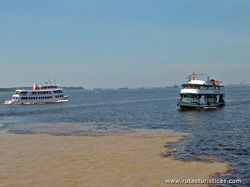 Encontro das águas (Manaus)