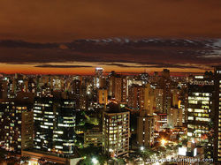 Cidade de Belo Horizonte (Brasil)