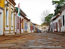 Cidade de Tiradentes (Brasil)