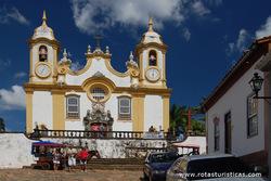 Igreja Matriz de Santo António (Tiradentes)