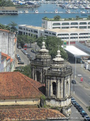 Igreja  da Conceicao da Prai (Salvador da Bahia)