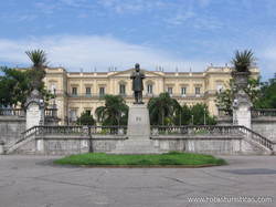 Museu Nacional do Brail