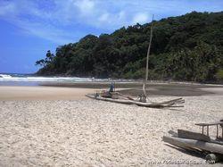 Playa de Jeribucaçu (Bahia)