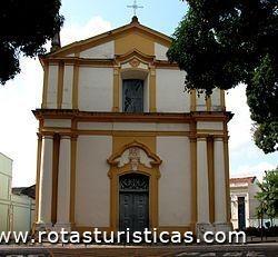 Iglesia de San Juan Bautista (Belém do Pará)