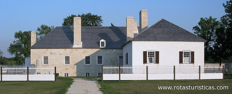 Lower Fort Garry (Saint Andrews)