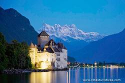 Chateaux de Chillon