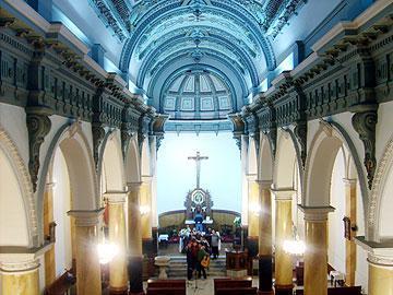 Kirche von San Luis de Gónzaga (Valparaíso)