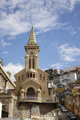 Kapelle der Wundermedaille (Valparaíso)