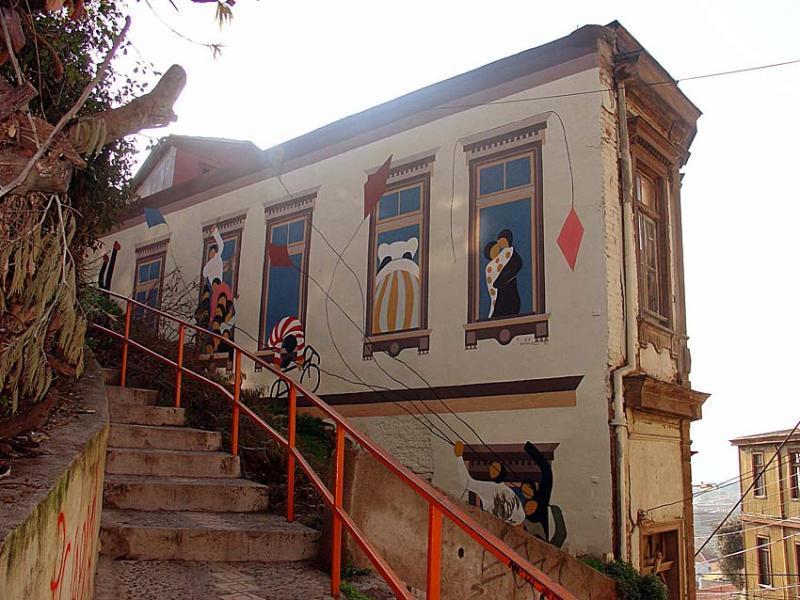 Freilichtmuseum (Valparaíso)