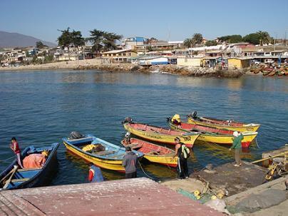 Caleta Artesanal de Pescadores San Pedro