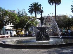 Praça Echaurren