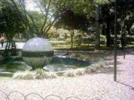 Plazuela del Libertador het Nationaal Park