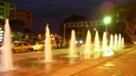 Fonteinen van Lions Park