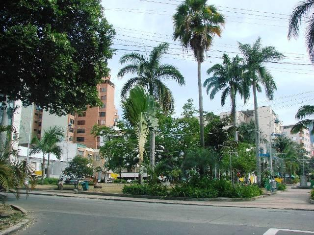 Antonia Santos Park