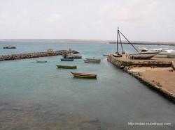 Porto de pesca de Pedra de Lume (Ilha do Sal)