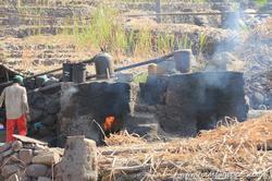 Cachaça distillery (island of Santo Antão - Cape Verde)