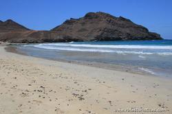 Praia de João D´Évora (Mindelo)