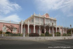 Palácio do Povo ou Palácio do Governador (Mindelo)