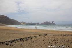 Praia de Salamansa (Ilha de São Vicente)
