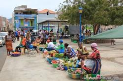 Mercado de rua (Mindelo)
