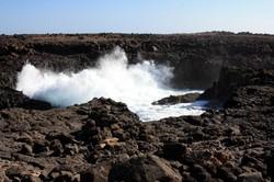 Buracona - Formação Rochosa (Ilha do Sal)