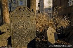 Antigo Cemitério Judeu (Praga)