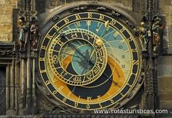 Antiguo Ayuntamiento de la Ciudad Vieja y Reloj Astronómico (Praga)