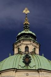 Iglesia de San Nicolás de Malá Strana (Praga)