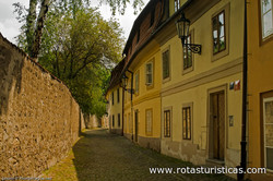 Barrio del Castillo (Praga)