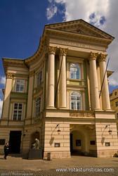 Teatros dos Estados (Praga)
