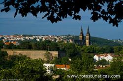 Arredores de Vyšehrad (Praga)