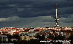 Žižkov y Vinohrady (Praga)