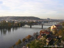Colline de Petrin (Prague)