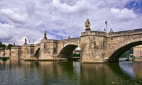 Ponte Antiga de Würzburg