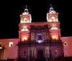 Iglesia de San Francisco, Quito