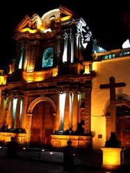 Iglesia El Sagrario, Quito