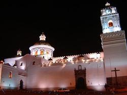 Iglesia La Merced, Quito
