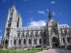 Iglesia La Basílica, Quito