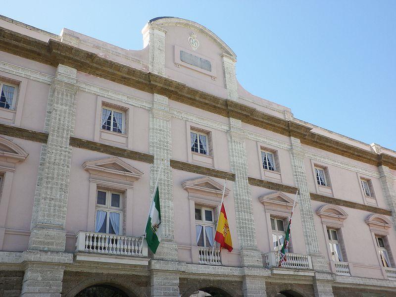 Palacio de la Aduana (cádiz)