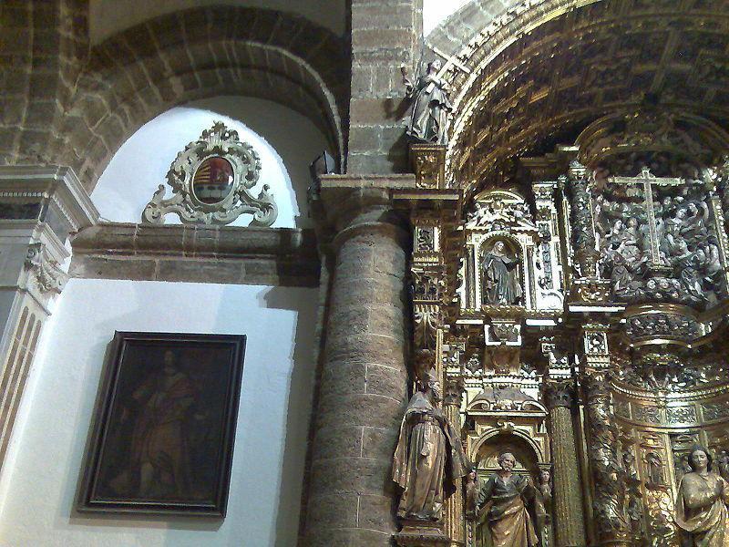 Iglesia de Santa Cruz (cádiz)