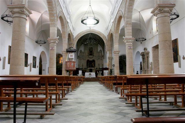 Priory Church of San Sebastián (Puerto Real)