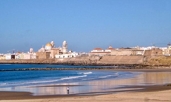 Santa Maria do Mar Beach (Cádiz)