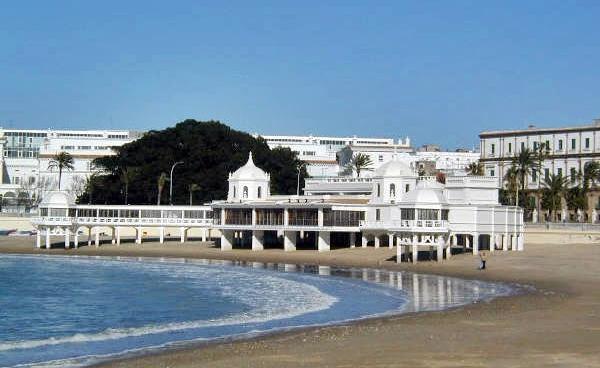 Caleta Beach (Cádiz)