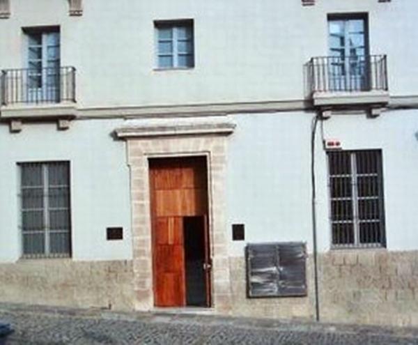 Archaeological Site Casa del Obispo (Cádiz)