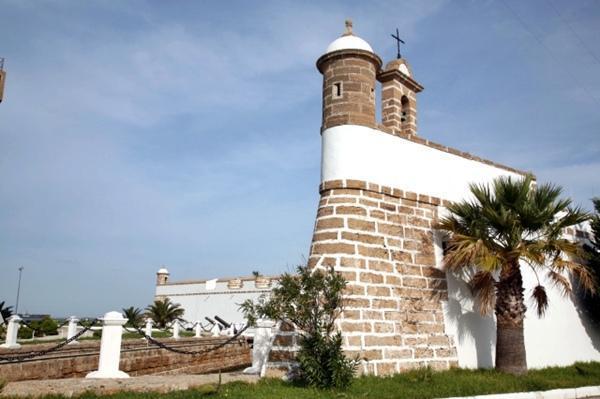 San Lorenzo de Puntales Fort or Castle  (Cádiz)
