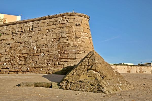 La Cortadura Fort (Cádiz)